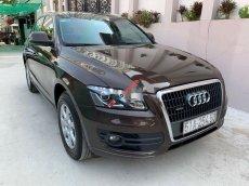 Cần bán Audi Q5 sản xuất năm 2011, màu nâu, nhập khẩu