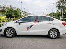 Cần bán lại xe Kia Rio đời 2015, màu trắng, nhập khẩu