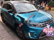 Cần bán xe Suzuki Vitara năm sản xuất 2017, màu xanh lam, nhập khẩu nguyên chiếc xe gia đình
