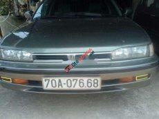 Bán Honda Accord 1992, màu xám, nhập khẩu, xe gia đình, giá tốt