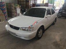 Bán Toyota Corolla sản xuất 2000, màu trắng giá cạnh tranh