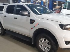 Cần bán Ford Ranger XLS AT đời 2018, màu trắng, nhập khẩu nguyên chiếc