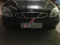 Cần bán Daewoo Nubira sản xuất 2003, màu đen xe gia đình