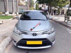 Cần bán lại xe Toyota Vios E sản xuất 2018, màu bạc chính chủ