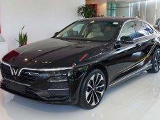 Bán ô tô VinFast LUX A2.0 đời 2020, màu đen, phiên bản cao cấp