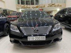 Cần bán gấp Lexus LS 460L năm 2011, màu đen, nhập khẩu