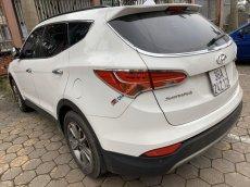 Cần bán chiếc Hyundai Santa Fe 2.2AT, sản xuất 2012, màu trắng, nhập khẩu nguyên chiếc