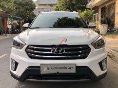 Bán Hyundai Creta 1.6AT sản xuất 2016, màu trắng, xe nhập, giá 578tr