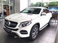 Bán xe Mercedes GLE 400 Coupe năm sản xuất 2019, màu trắng, xe nhập