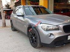 Cần bán xe BMW X1 đời 2010, màu bạc, xe nhập