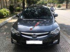 Cần bán Honda Civic năm sản xuất 2007, màu đen, số tự động