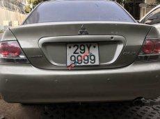 Chính chủ cần bán lại chiếc xe Mitsubishi Lancer đời 2005, màu xám, biển đẹp, giá tốt