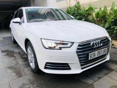 Bán  Audi A4 đời 2017, màu trắng, nhập khẩu nguyên chiếc, giá cạnh tranh