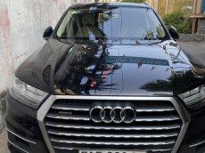 Cần bán lại với giá thấp chiếc xe Audi Q7 3.0 TFSI Quattro, sản xuất 2016, màu đen, nhập khẩu