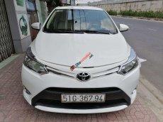 Bán xe Toyota Vios E sản xuất 2017
