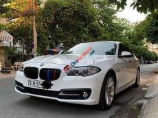 Bán ô tô BMW 5 Series đời 2014, màu trắng