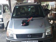 Bán ô tô Suzuki Wagon R sản xuất năm 2007, màu bạc, nhập khẩu, giá chỉ 125 triệu