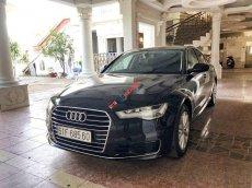 Bán xe Audi A6 đời 2016, màu đen, nhập khẩu