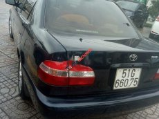 Cần bán lại xe Toyota Corolla MT năm 2000, màu đen chính chủ