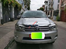 Cần bán Toyota Fortuner đời 2009, màu bạc, giá 489tr