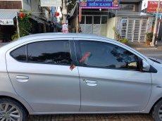 Cần bán lại xe Mitsubishi Attrage năm sản xuất 2017, màu bạc chính chủ