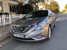 Cần bán xe Hyundai Sonata 2011, màu xám, xe nhập, giá tốt