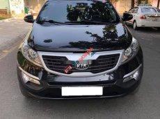 Cần bán Kia Sportage 2010, màu đen, nhập khẩu