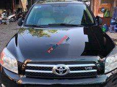 Cần bán lại xe Toyota RAV4 sản xuất 2007, màu đen, xe nhập, giá chỉ 400 triệu