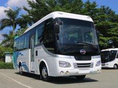 Xe khách Samco 29 chỗ - động cơ Isuzu 3.0L Euro 4
