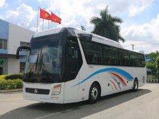 Xe khách Samco 47 chỗ ngồi - động cơ dOosan Hàn Quốc (full option)