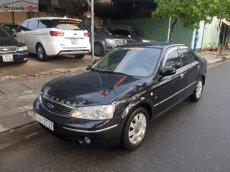 Cần bán Ford Laser GHIA 1.8 AT năm sản xuất 2003, màu đen số tự động
