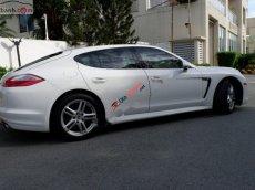 Cần bán Porsche Panamera năm 2010, màu trắng, xe nhập