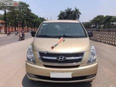 Cần bán gấp Hyundai Starex MT năm sản xuất 2012, màu vàng số sàn, giá 453tr