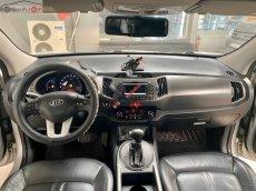 Bán Kia Sportage năm sản xuất 2010, màu bạc, xe nhập