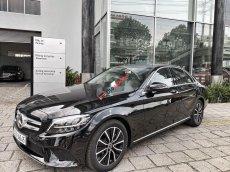 Cần bán lại xe Mercedes C200 Facelift năm 2018, màu đen