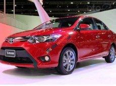 Toyota Phú Mỹ Hưng bán xe Toyota Vios 1.5G sản xuất năm 2020, màu đỏ