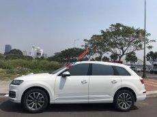 Bán Audi Q7 2.0 sản xuất năm 2018, màu trắng, nhập khẩu nguyên chiếc