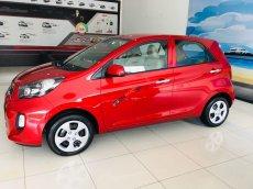 Kia Phú Mỹ Hưng bán xe Kia Morning Luxury đời 2020, màu đỏ