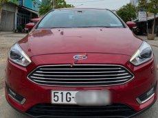 Cần bán lại xe Ford Focus đời 2018, màu đỏ, giá ưu đãi
