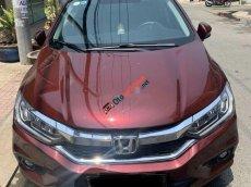Bán Honda City đời 2017, màu đỏ chính chủ, giá chỉ 465 triệu