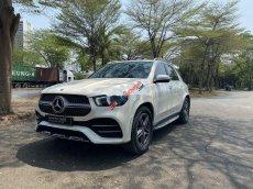 Cần bán lại xe Mercedes GLE450 4Matic năm 2019, màu trắng, nhập khẩu nguyên chiếc