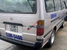 Bán Toyota Hiace sản xuất 2002