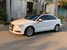 Bán Audi A3 1.8 AT 2015, màu trắng, nhập khẩu, số tự động