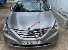 Cần bán gấp Hyundai Sonata đời 2011, màu xám, xe nhập chính chủ