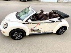 Cần bán xe Volkswagen Beetle sản xuất năm 2007, màu trắng, nhập khẩu số tự động giá cạnh tranh
