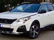 Bán ô tô Peugeot 5008 đời 2020, màu trắng, xe sẵn - giao ngay trong ngày