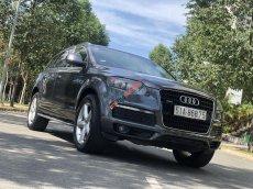 Bán xe Audi Q7 sản xuất năm 2009, màu đen, nhập khẩu nguyên chiếc, giá tốt