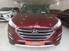 Bán Hyundai Tucson đời 2018, màu đỏ số tự động