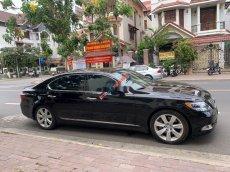 Cần bán xe Lexus LS 600HL 2008, màu đen, xe nhập