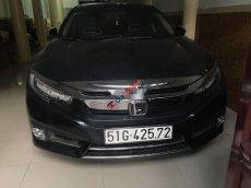 Cần bán lại xe Honda Civic 2017, màu đen, nhập khẩu